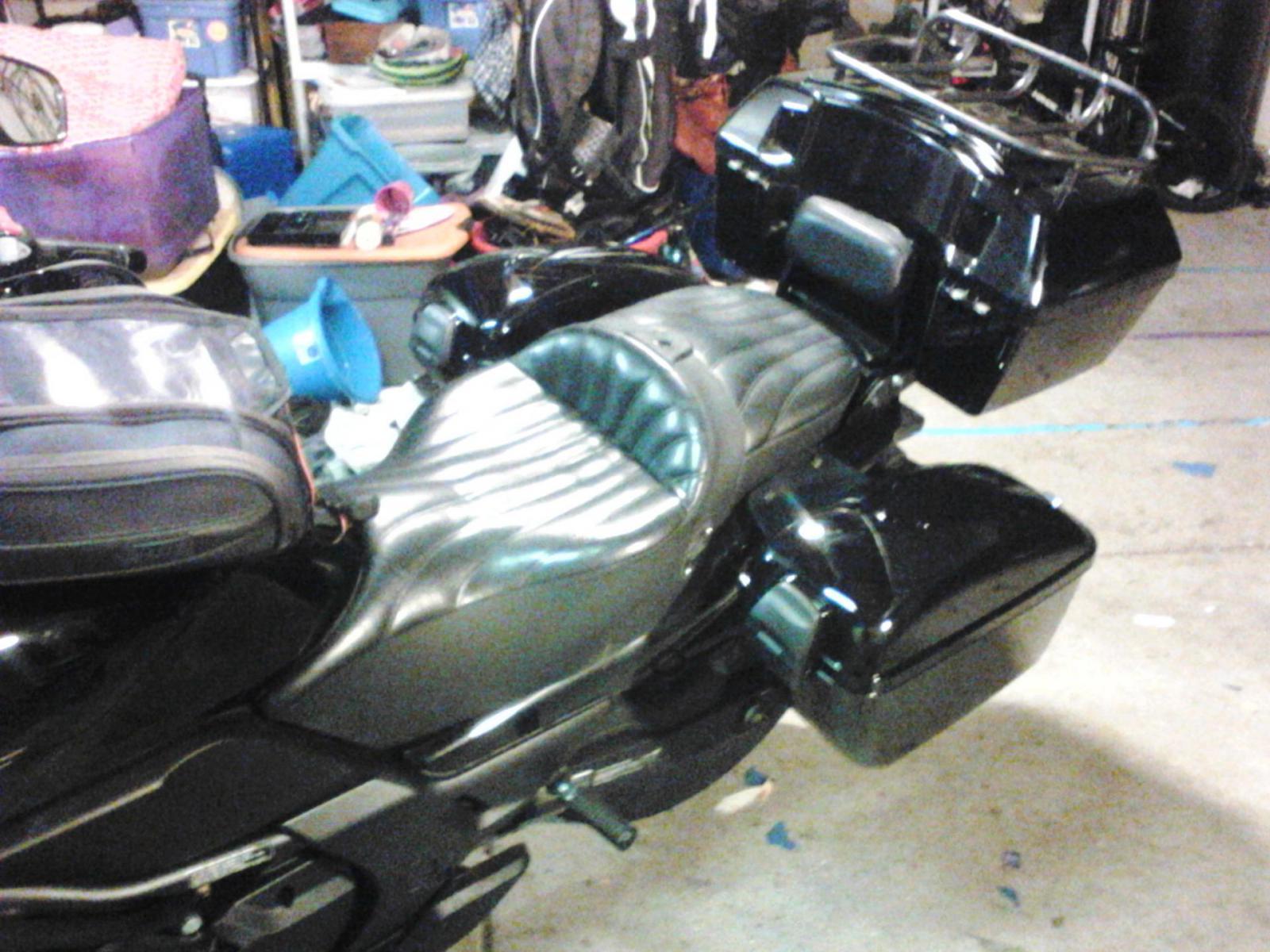 New Genuine Honda Inner Support Bracket CTX700N for Rear Rack Saddlebags #L48